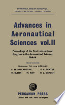Advances in Aeronautical Sciences