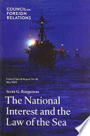 The National Interest and the Law of the Sea