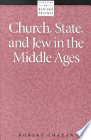 Church, State, and Jew in the Middle Ages