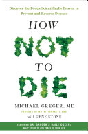 How Not to Die Book