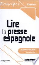 Lire la presse espagnole