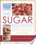 Prevention Magazine S The Sugar Solution Quick Easy Recipes