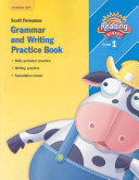 Grammar And Writing Practice Book Grade 1