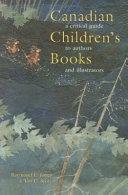 Canadian Children s Books