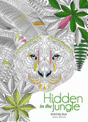 Hidden in the Jungle Poster Pad