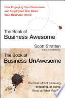 The Book of Business Awesome   The Book of Business UnAwesome