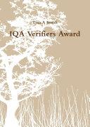 IQA Verifiers Award
