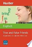Taschentrainer Englisch  True and False Friends