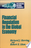 Financial Regulation in the Global Economy
