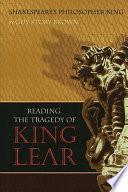 Shakespeare s Philosopher King