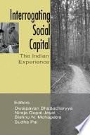 Interrogating Social Capital