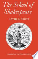 The School Of Shakespeare book