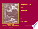 Prophets and Kings   Illustrated