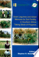 Grain Legumes and Green Manures for Soil Fertility in Southern Africa