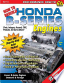 How to Rebuild Honda B Series Engines