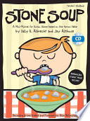Stone Soup A Mini Musical For Unison Voices Kit Book Cd