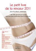 Le Petit Livre de la minceur 2011