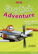 New English Adventure GL 1 Pupil's Book