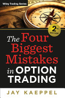 download ebook the four biggest mistakes in option trading pdf epub