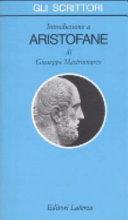Introduzione a Aristofane