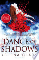 Dance Of Shadows : young ballet dancer in a dark, seductive...