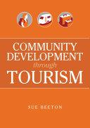 Community Development through Tourism Book