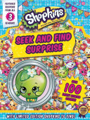 Shopkins Seek And Find Surprise! : this second search and find book that comes...