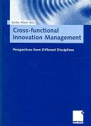 Cross Functional Innovation Management
