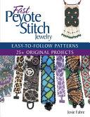 Fast Peyote Stitch Jewelry