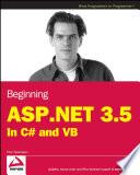 Beginning ASP NET 3 5