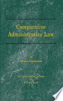 Comparative Administrative Law