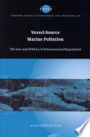 Vessel Source Marine Pollution