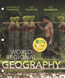 Loose leaf Version for World Regional Geography without Subregions