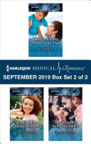 Harlequin Medical Romance September 2019 Box Set 2 Of 2