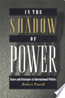 In the Shadow of Power Book PDF