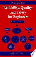 Reliability  Quality  and Safety for Engineers