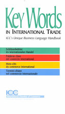 illustration du livre Key Words in International Trade