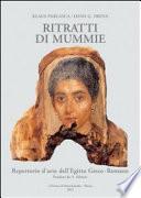 Ritratti Di Mummie Serie B-Vol IV