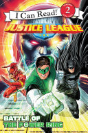 Justice League Classic  Battle of the Power Ring
