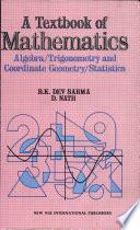A Textbook Of Mathematics