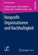 Nonprofit-Organisationen und Nachhaltigkeit