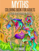 Myths Coloring Book for Adults