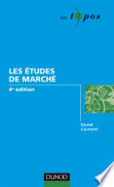 Les   tudes de march     4e   dition
