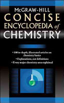 McGraw Hill concise encyclopedia of chemistry