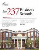 The Best 237 Business Schools