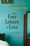 Four Letters Of Love : irish civil servant, announces that god has...