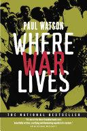 Where War Lives Book