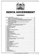 Kenya Telephone Directory
