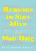 download ebook reasons to stay alive pdf epub