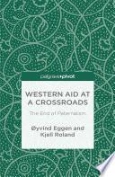 Western Aid at a Crossroads